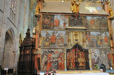 Saint-Bertrand-de-Comminges - Cathédrale Notre-Dame - Mausolée