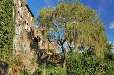 Vieille-Brioude, côté jardin