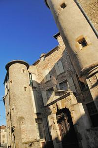 Brioude - Place du Pointel - Hôtel de Talairat