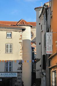 Brioude - Rue Savaron