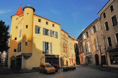 Brioude - Place Eugène Gilbert