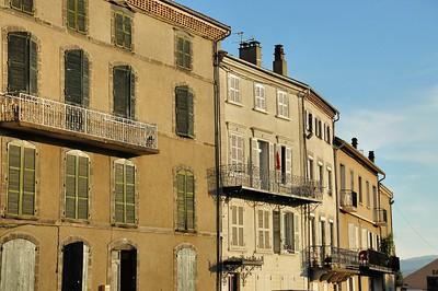 Brioude - Place de la Liberté