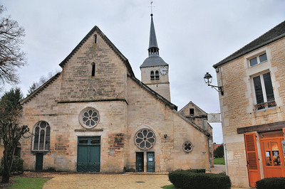 Arc-en-Barrois - Eglise Saint-Martin
