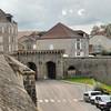 Langres - Remparts et porte des Terreaux ou porte Neuve