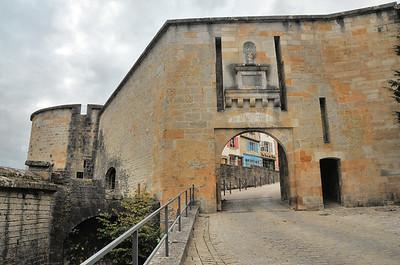 Langres - Porte Henri IV