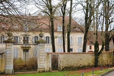 Auberive - Château