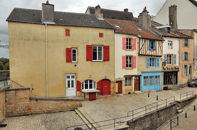 Langres - Rue du Grand Cloître