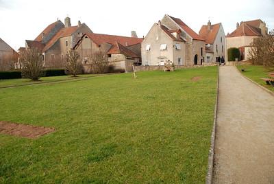Pesmes - Rue du Donjon