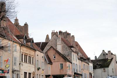Pesmes - Grande rue