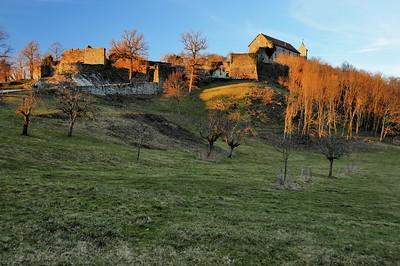 Châteaux d'Allinges