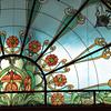 Evian - Vitrail du palais Lumière