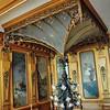 Evian - Villa Lumière - Escalier monumental