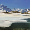 Panorama complet du Lac Blanc