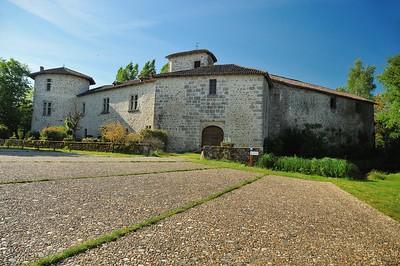 Château de Mortemart
