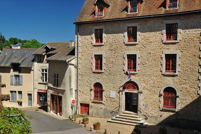 Eymoutiers - Rue de la Collégiale