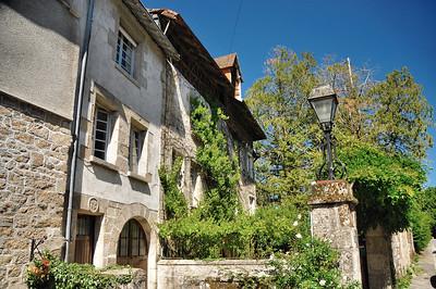 Eymoutiers - Ancienne maison du Maître Tanneur