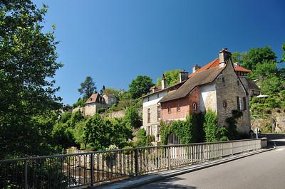 Eymoutiers - Rue du Pont de Peyrat