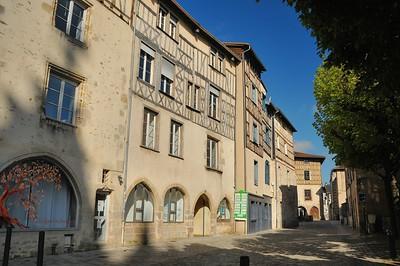 Limoges - Rue des Allois
