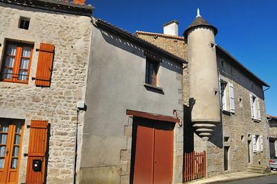 Mortemart - Maison de l'Échauguette