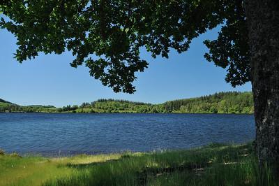 Lac de Vassivière - Pierrefitte