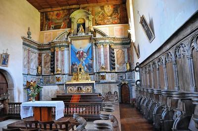 Mortemart - Eglise des Augustins