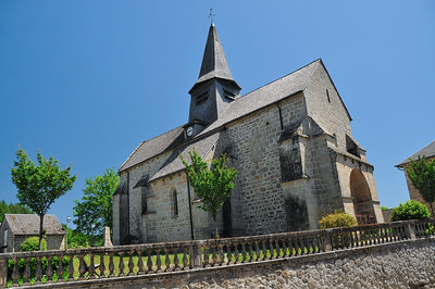 Eglise de Nedde