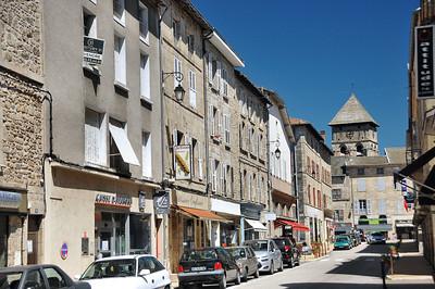 Eymoutiers - Rue de la Paix