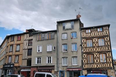 Limoges - Place de la Cité