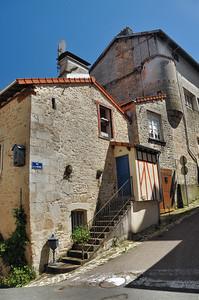 Eymoutiers - Rue de la Prévôté