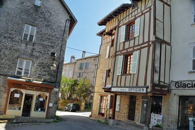 Eymoutiers - Rue des Ursulines