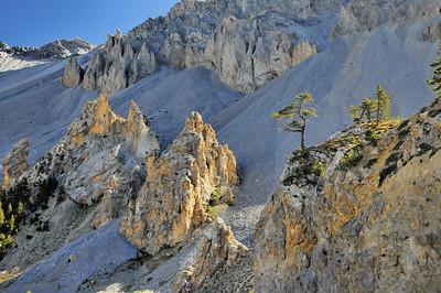 Col d'Izoard - La Casse déserte