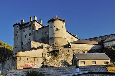 Château-Queyras - Fort-Queyras