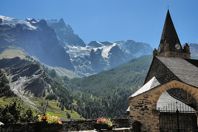 La Grave et la Meije (3.983 m)