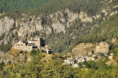 Fort-Queyras et Château-Queyras