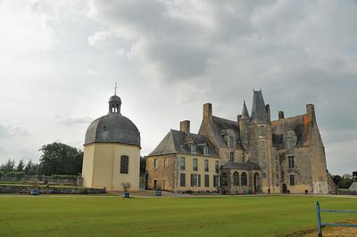 Château des Rochers-Sévigné (Kastell Reier Sevigneg)
