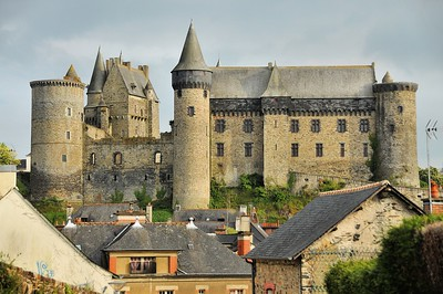 Château de Vitré (Gwitreg)