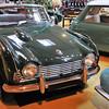 Lohéac (Lohieg) - Manoir de l'Automobile - Triumph TR4 - 1964 - Angleterre