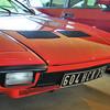Lohéac (Lohieg) - Manoir de l'Automobile - De Tomaso Pantera GTS - 1972 - Italie