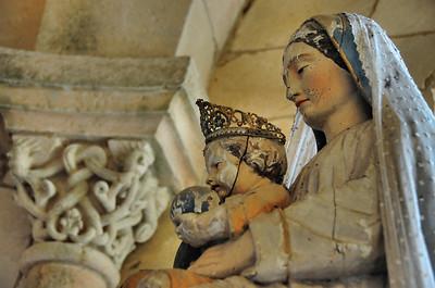 Gargilesse-Dampierre - Eglise Saint-Laurent et Notre-Dame