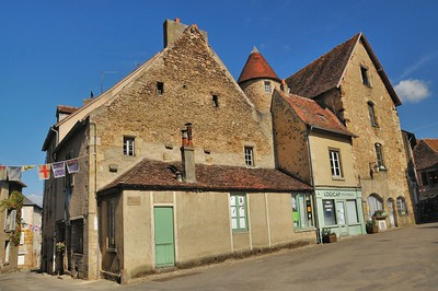 Saint-Benoît-du-Sault - Rue Emile Surun