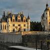 Château de Chenonceau avec la tour des Marques
