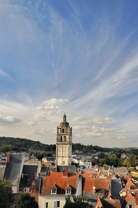 Loches - Tour Saint-Antoine