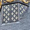 Château de Chenonceau - Des fleurs de lys sur les toits