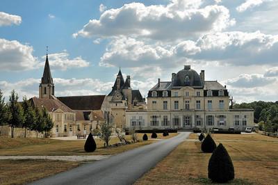 Château de Verneuil-sur-Indre