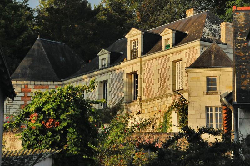 Candes-Saint-Martin - Demeure bourgeoise