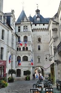 Loches - Hôtel de ville