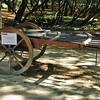 Parc du manoir du Clos-Lucé - La mitraillette