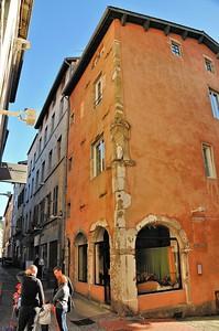 Vienne - Rue des Clercs
