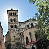 Vienne - Eglise et cloître Saint-André-le-Bas