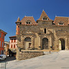 Saint-Antoine-l'Abbaye - Porterie de l'abbaye (ancienne mairie)